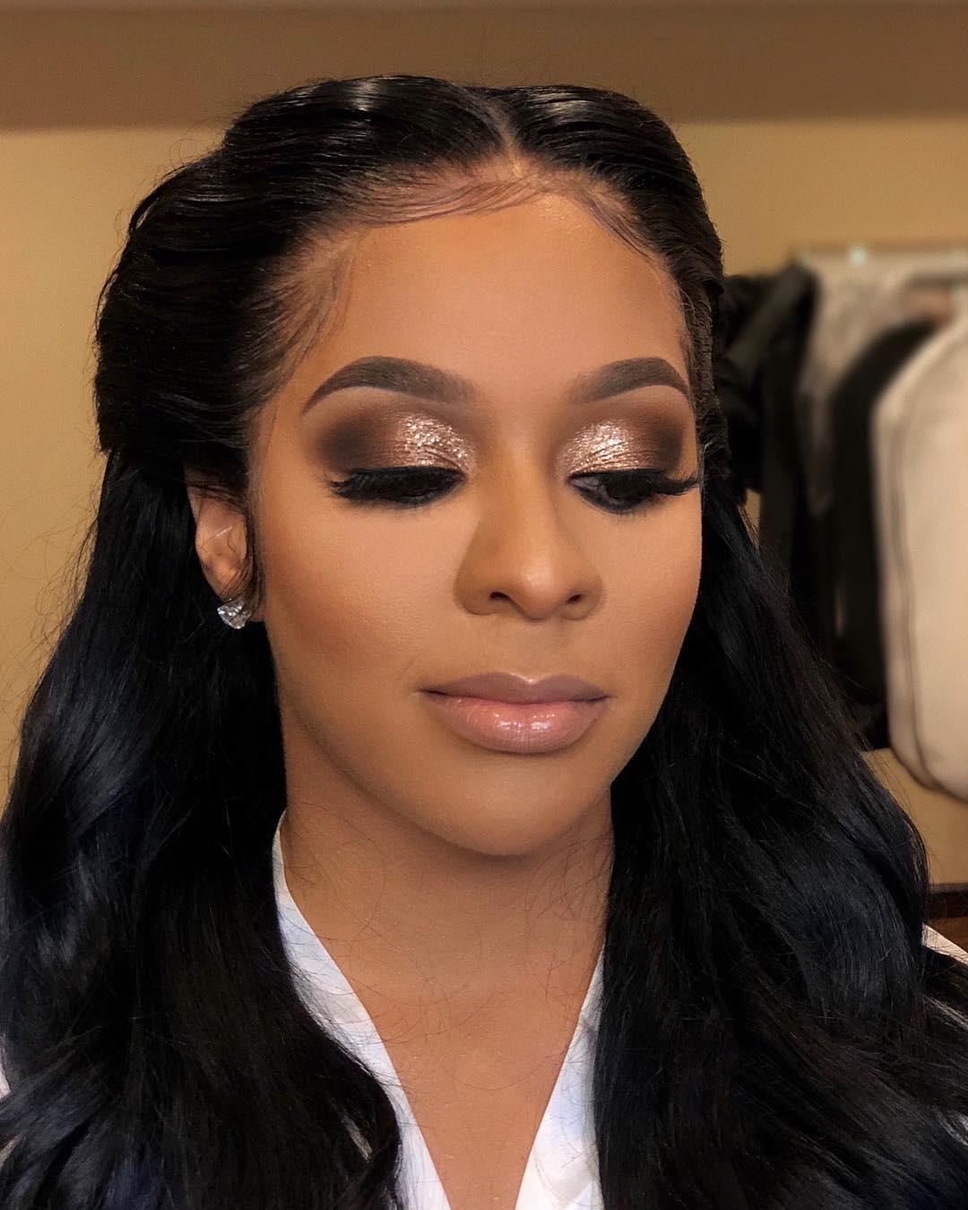 Beauty Makeup Artists and Bridal Makeup Artists for Black, Asian, White and Latino Brides