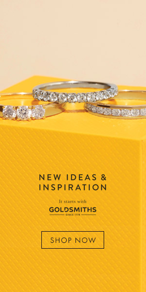 Goldsmith Jewelry Wedding Rings and Bracelets