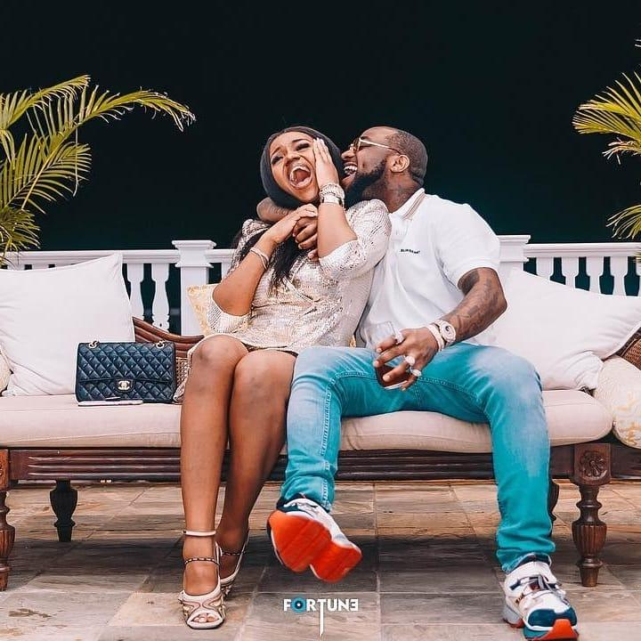Davido is Engaged to Chef Chioma - Sneak Peek Proposal Video - mypreciousworld.com wedding blog