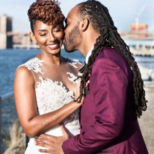 '-Hair by Sadiku Black Bridal Hair Stylist New York