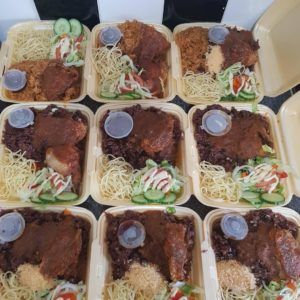 Hilda's Kitchen African Events and Wedding Catering NorthWest Leeds