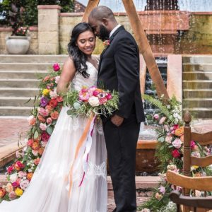 Itan Images African American Wedding Photographer