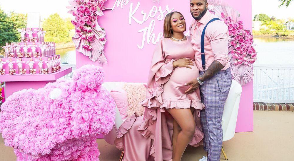 Nikita Gibson's Baby Shower Miami Vibes
