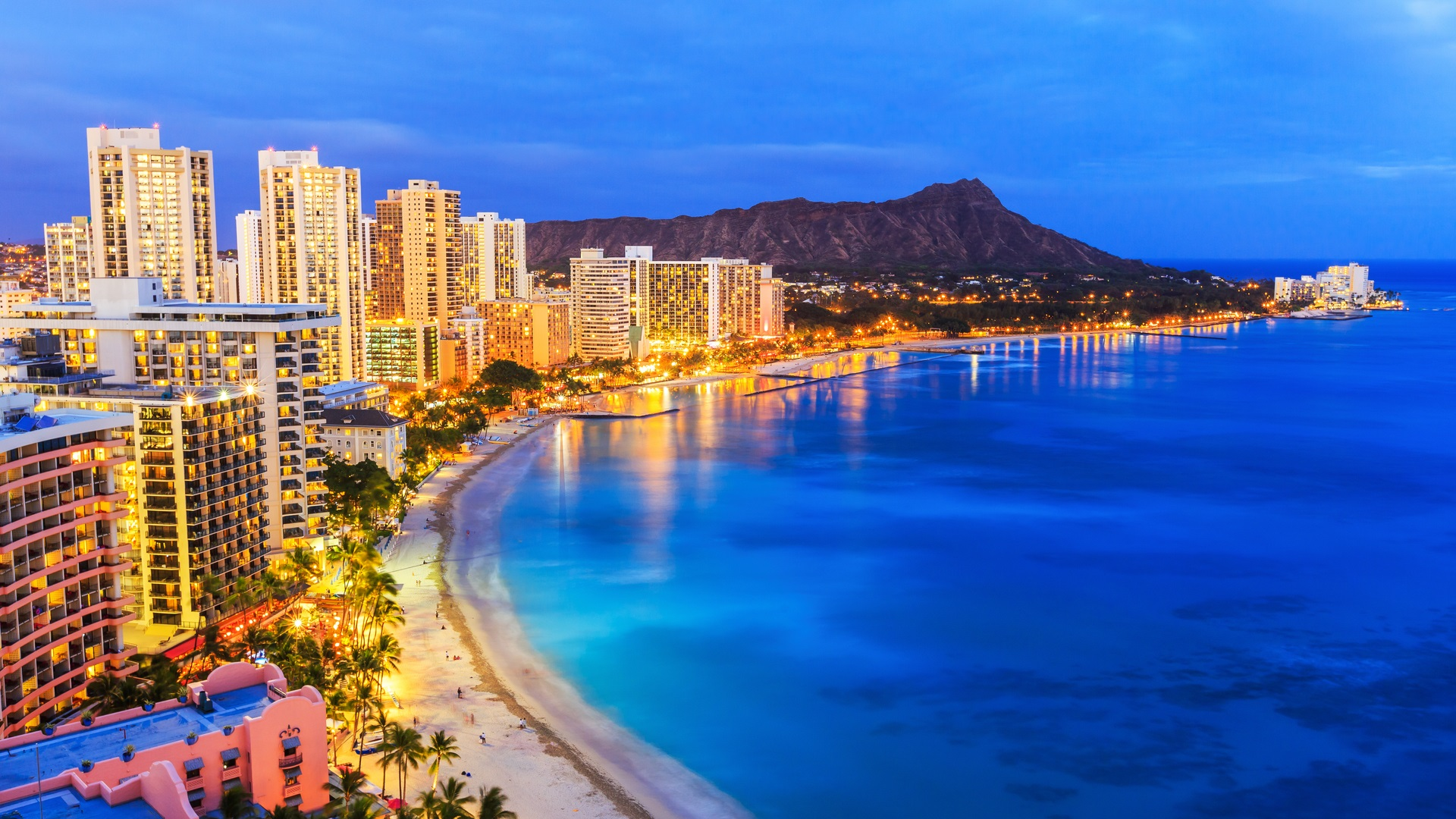 Hawaii Romantic Honeymoon Destination