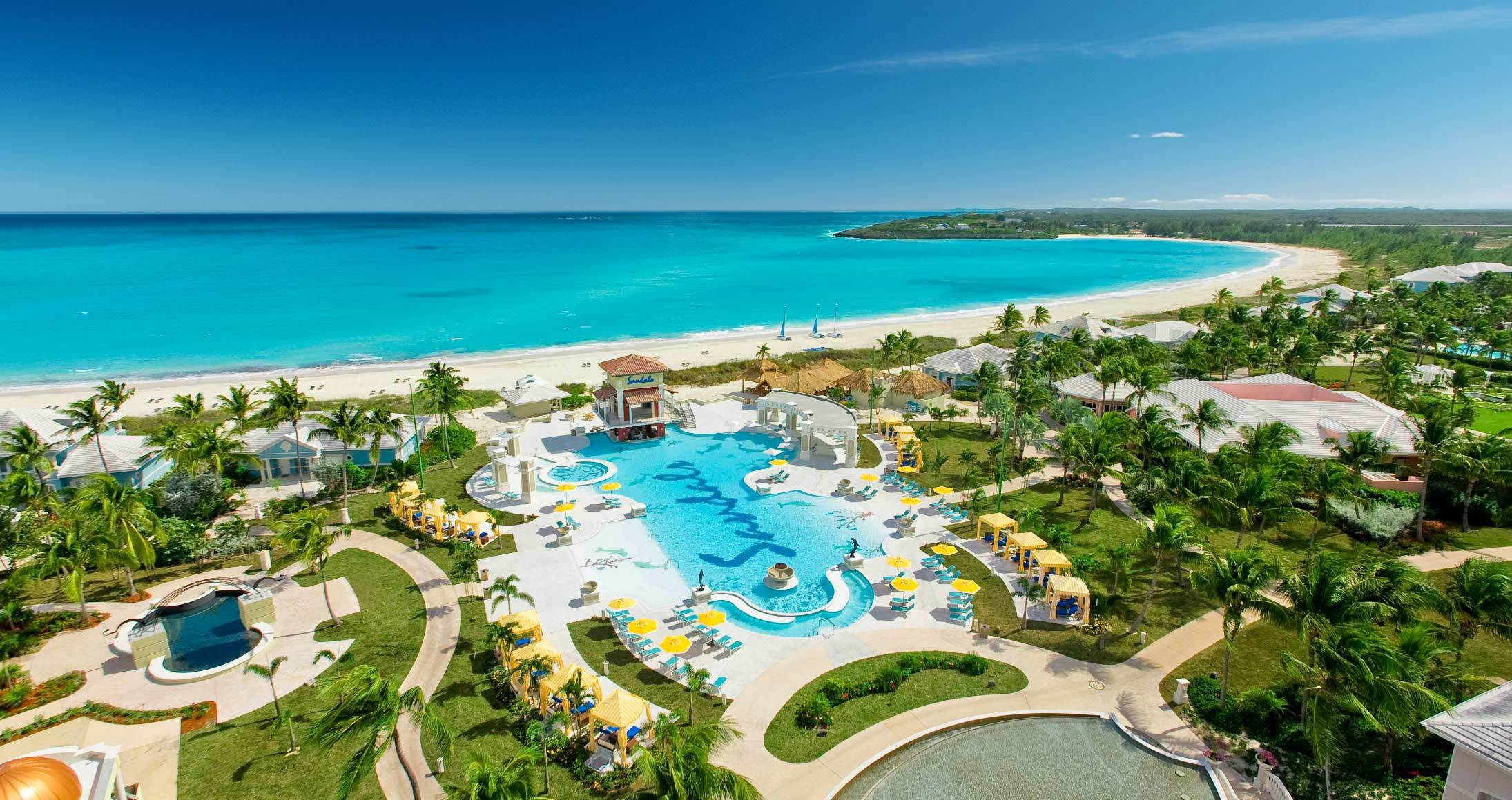Honeymoon Destinations for Newlyweds in Bahamas