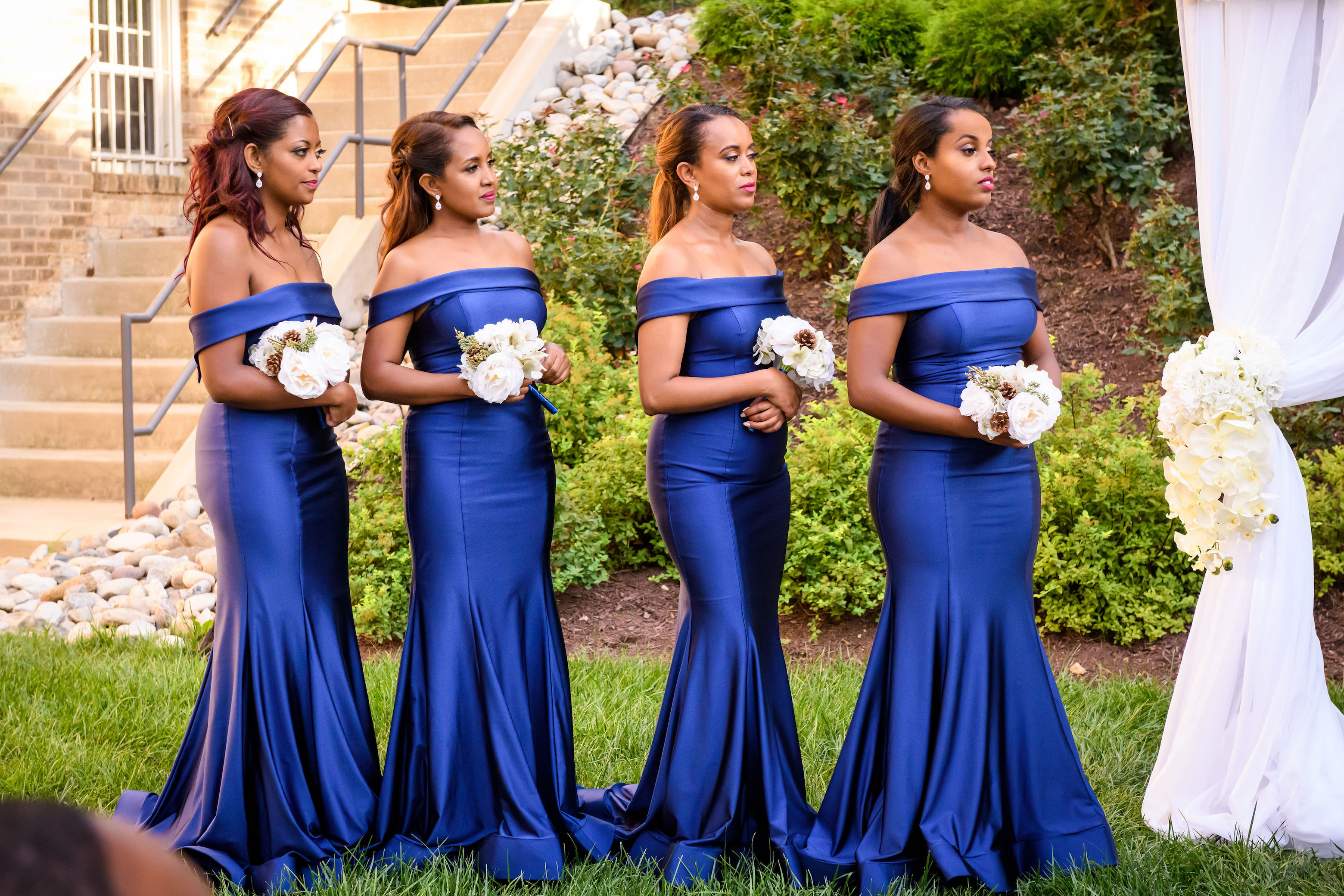 A Gorgeous Habesha Wedding On An Equally Perfect Fall Day In Washington DC 1