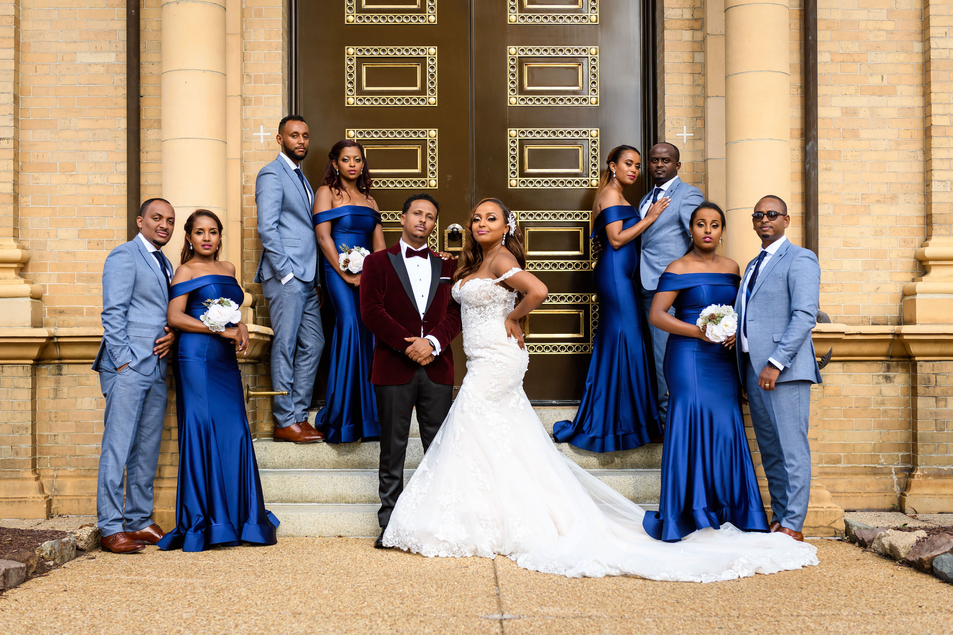 A Gorgeous Habesha Wedding On An Equally Perfect Fall Day In Washington DC