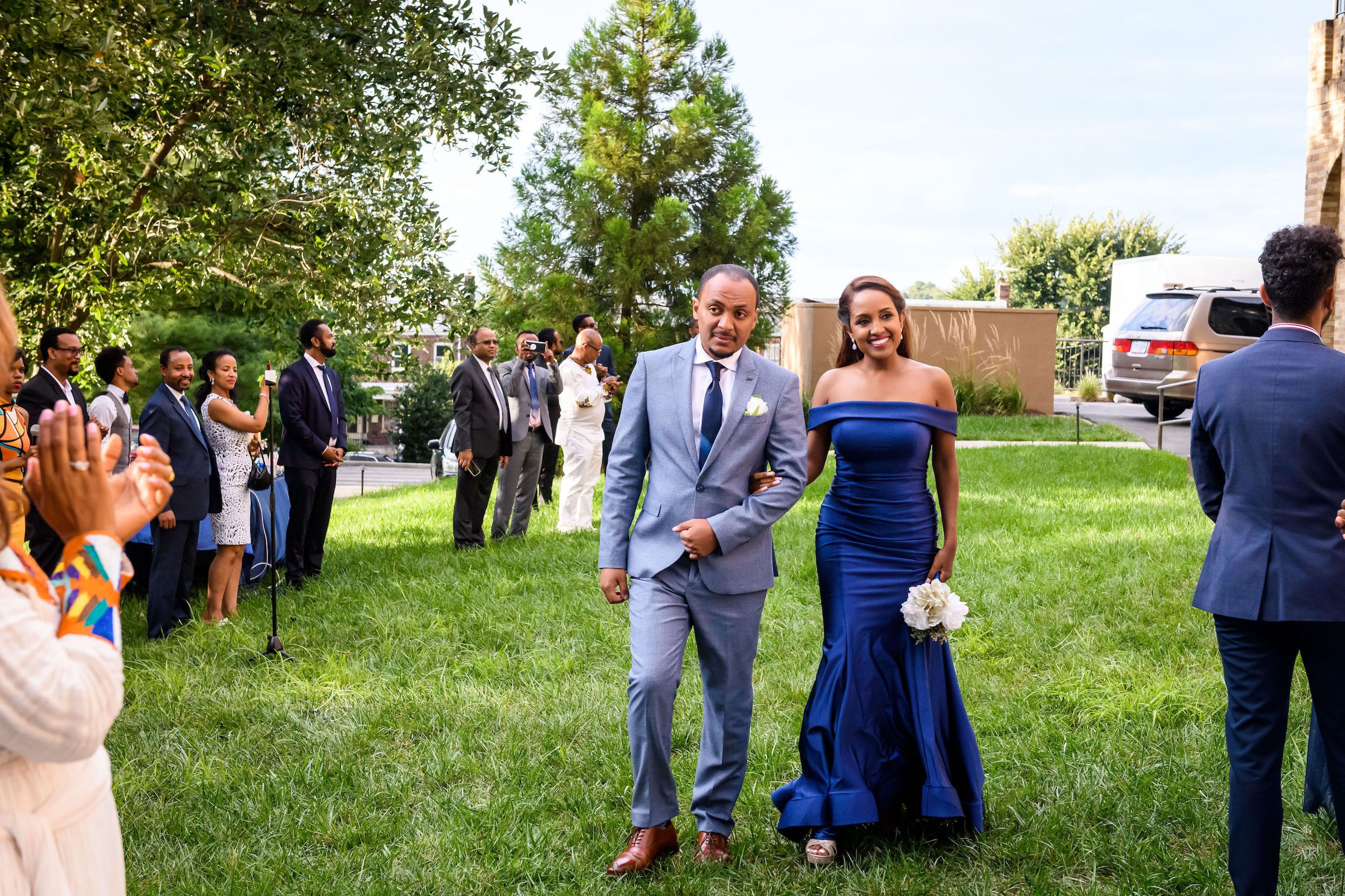 A Gorgeous Wedding On An Equally Perfect Fall Day In Washington, DC