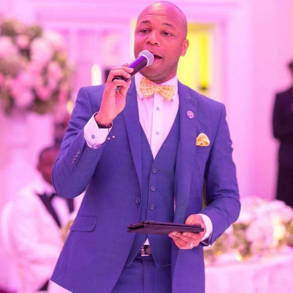 Charles Emeka Nigerian Wedding MC London
