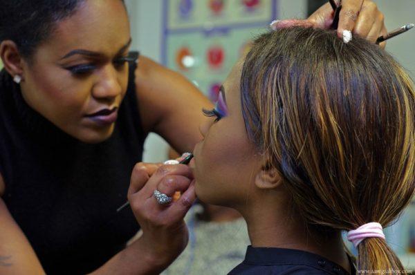 Karen Messam Cosmetics Bridal Makeup Artist London
