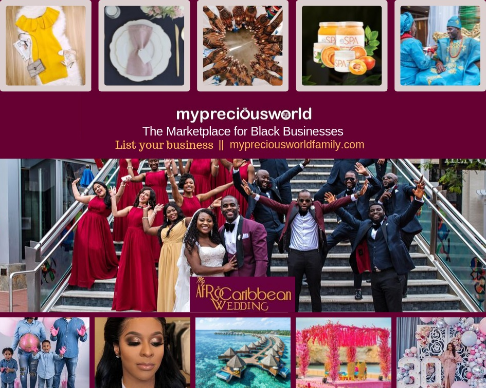 My Precious World Exhibtion at The UK Black Business Show during Black History Month