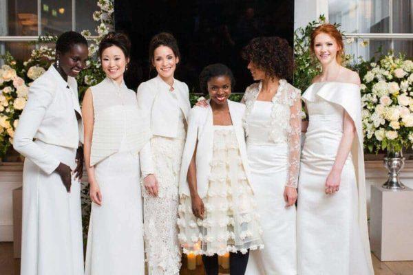 Rita Colson Evening Dress and Wedding Dress Designer London