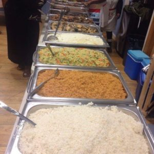 Sarahs Kitchen African Caribbean Wedding Caterer and Events