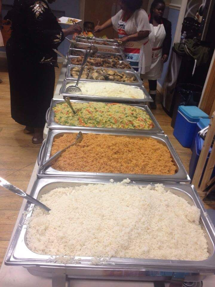 Sarahs Kitchen African Caribbean Wedding Caterer And Events My Precious World