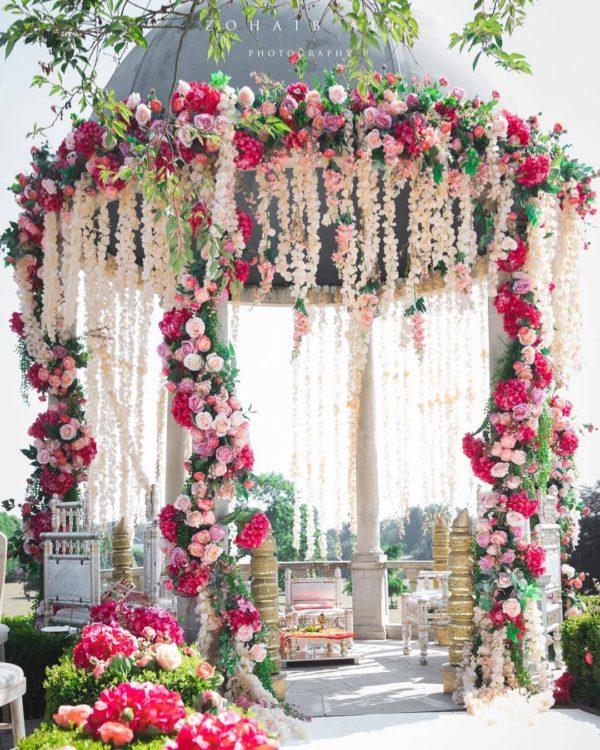 Enchanted by Syma Wedding Decor and Venue Stylist London