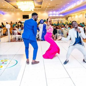 Mendit Events African Caribbean Wedding Planner UK