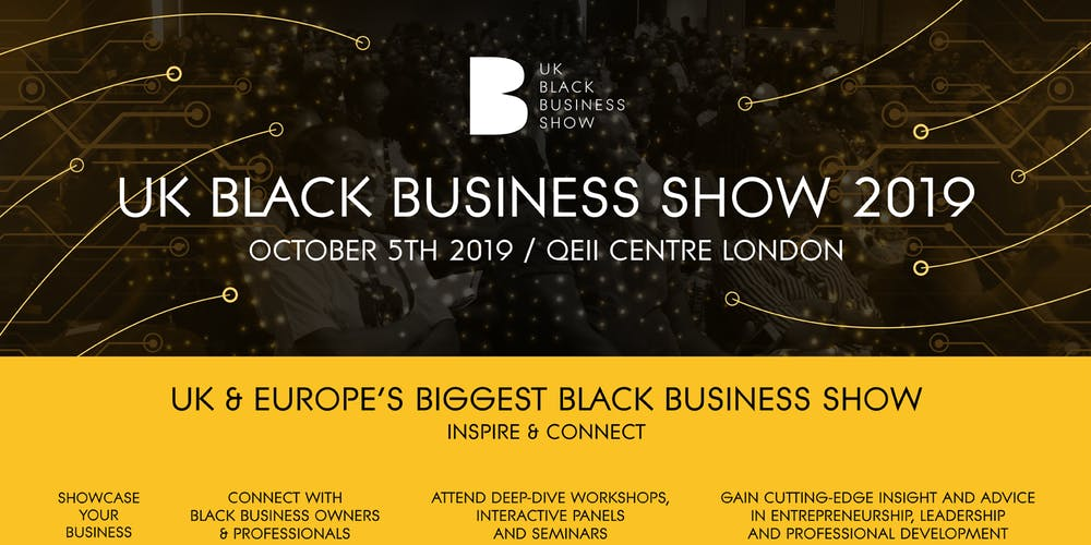 The UK Black Business Show 2019 - My Precious World exhibiting