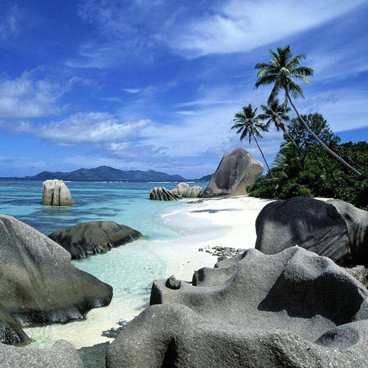 Anse Source'D Argent Seychelles