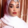 Mana Mumin Black Bridal Makeup Artist London - Muslim Brides Pro MUA