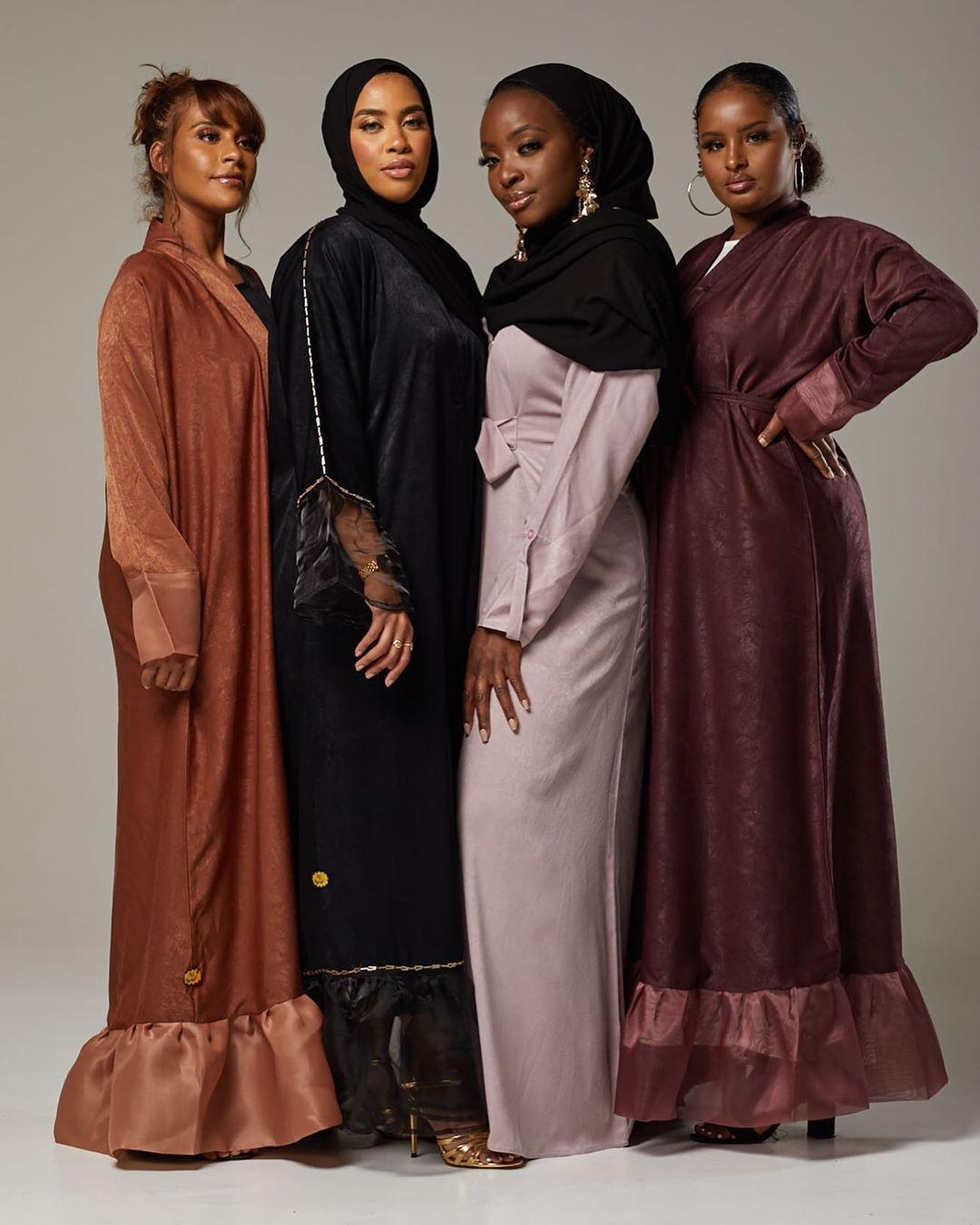 Mana Mumin Black Bridal Makeup Artist London - Muslimah Pro MUA