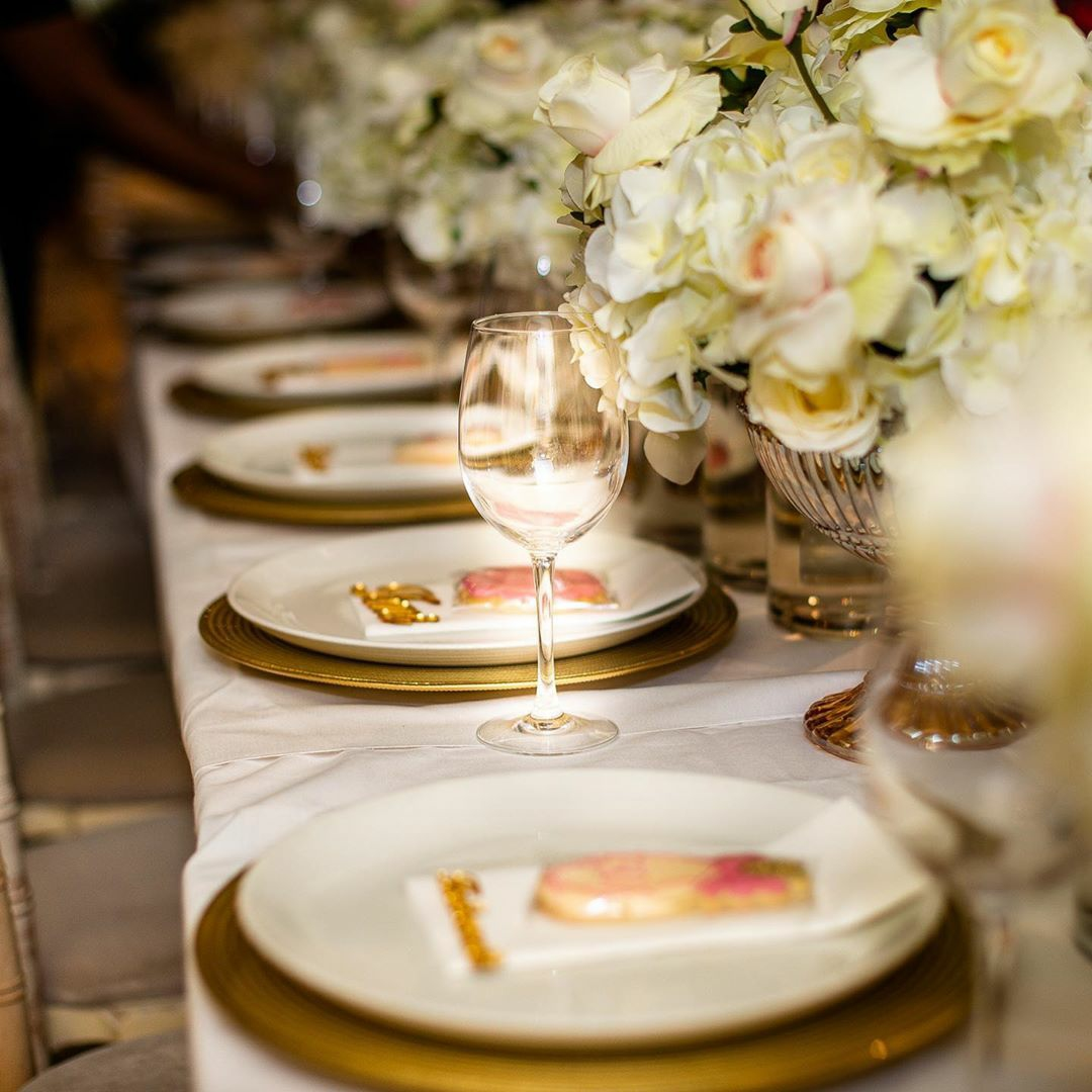 The Bailey Events Black Event and Wedding Planner 5