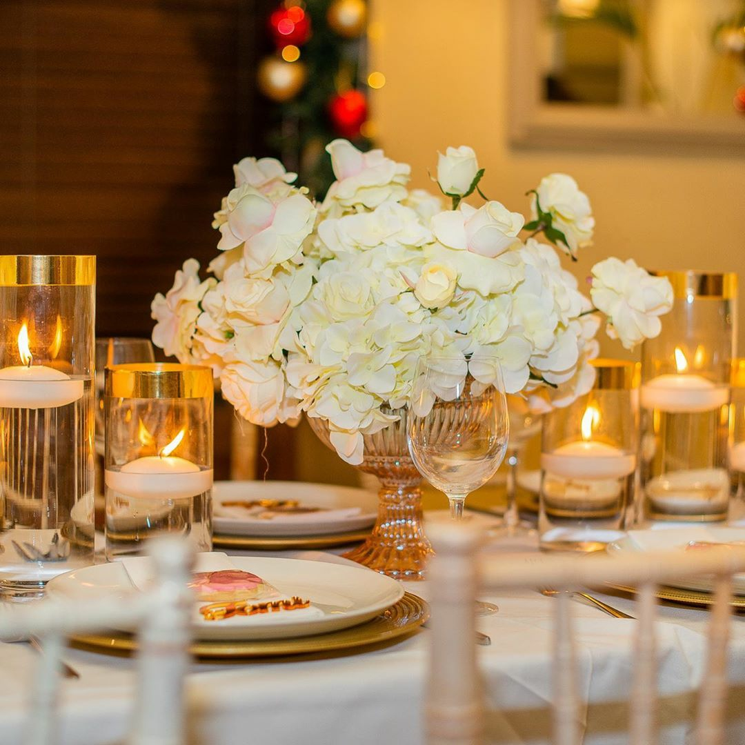The Bailey Events Black Event and Wedding Planner 7
