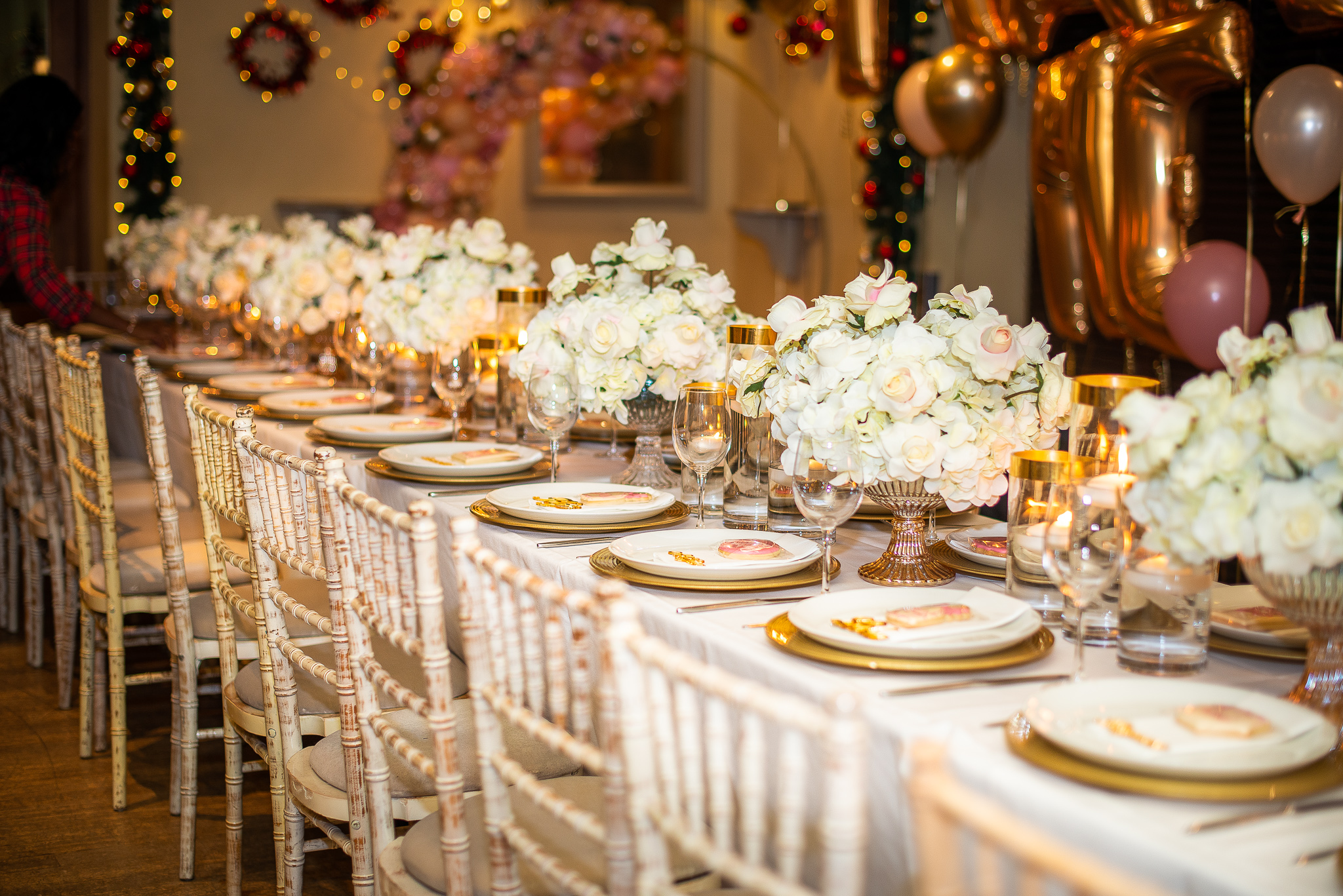 The Bailey Events Black Event and Wedding Planner 3