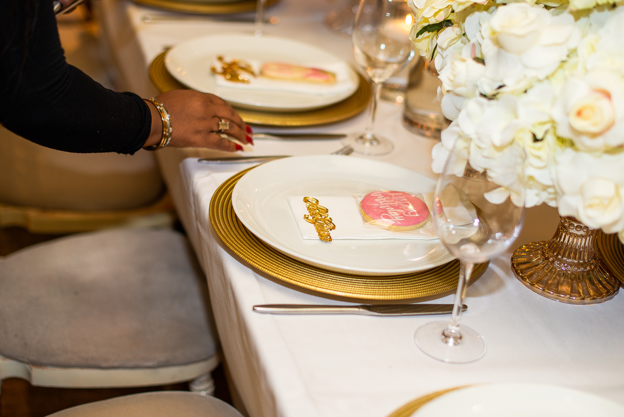 The Bailey Events Black Event and Wedding Planner 10