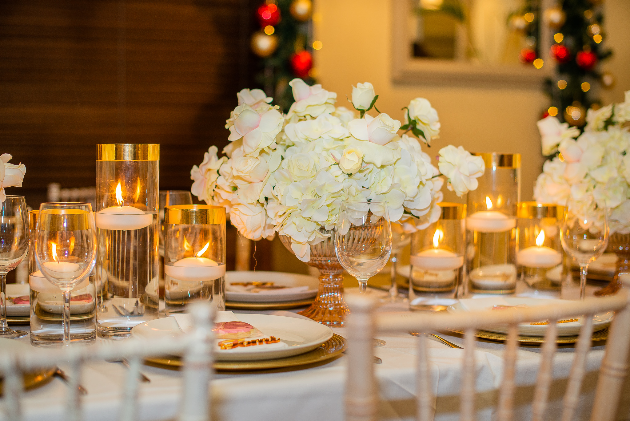 The Bailey Events Black Event and Wedding Planner 11