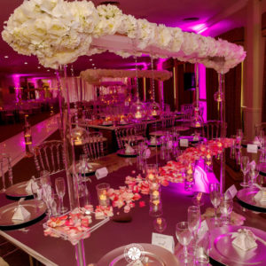 Jarvis Amour Black Luxury Wedding Planner Manchester