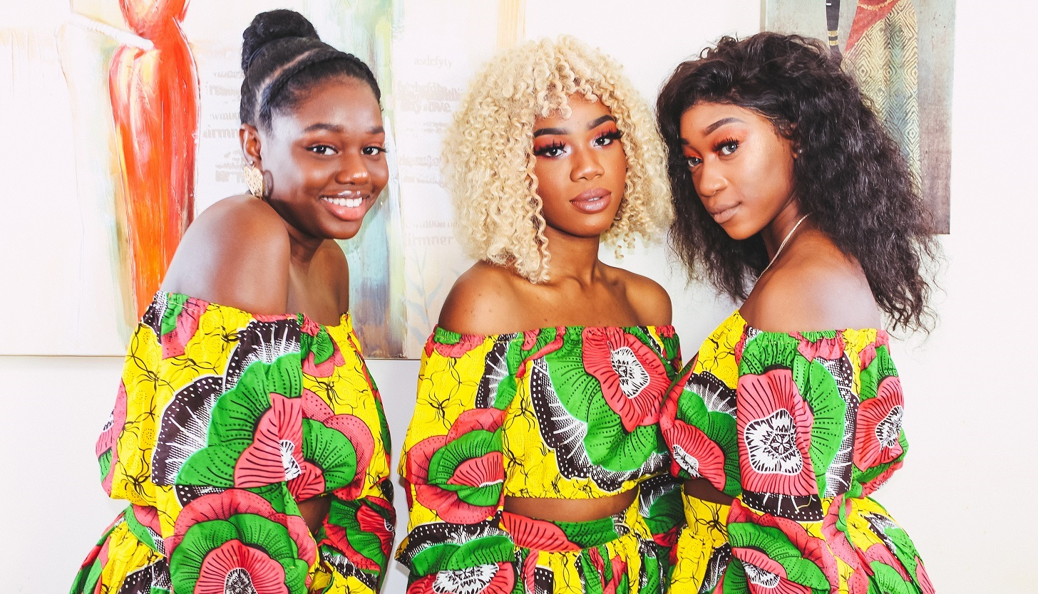 Yvonne Irenroa African Fashion Clothing and Ankara Print Dresses