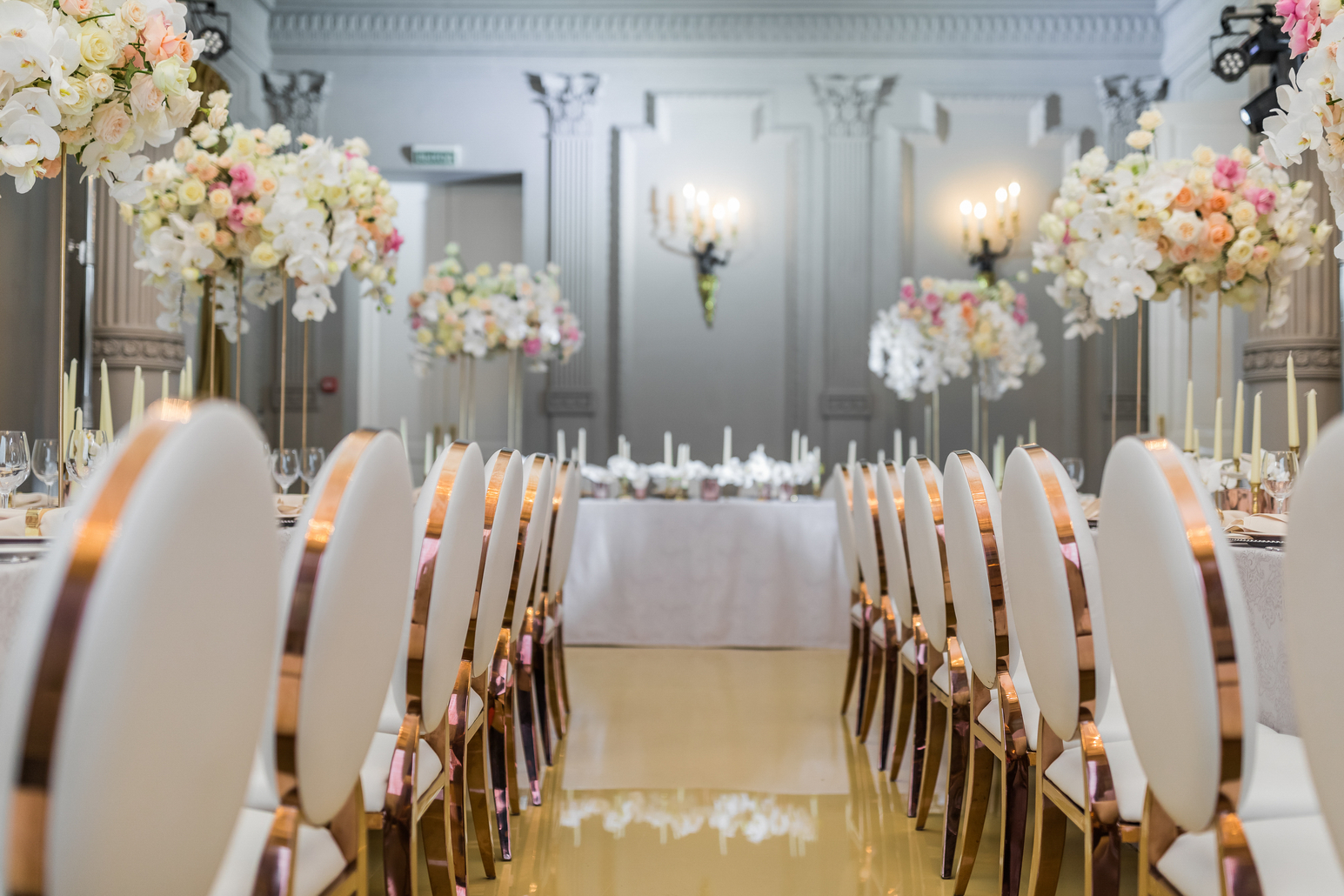 The Bailey Events Black Event and Wedding Planner